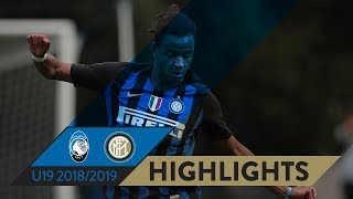 ATALANTA 2-1 INTER   PRIMAVERA HIGHLIGHTS   We're in the Final Four!
