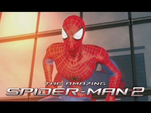 The Amazing Spider-Man 2 Mobile Game First Look Trailer Review