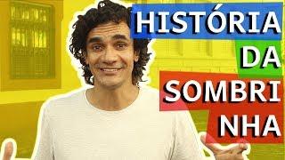 A história da sombrinha de frevo