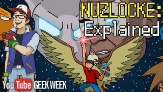 The Nuzlocke Challenge - Geek Week Special
