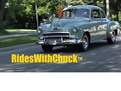 1951 Chevrolet DeLuxe Coupe The most handsome Chevy ever built? We go