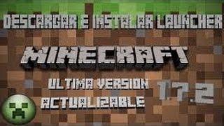 Como Descargar E Instalar Minecraft 1.7.2 1.7.4