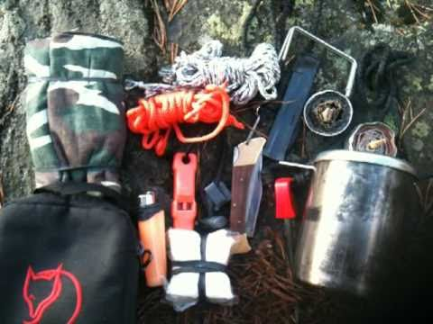 Urban Lightweight Bushcraft Kit