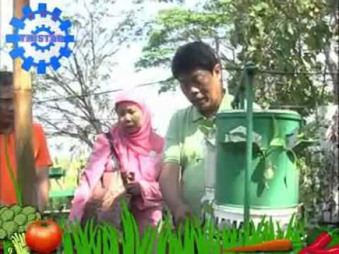 Peluang Usaha Produksi Pupuk Organik Granul & Cair - Pelatihan Budidaya Sayur Organik di Kota.