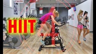 Entrenamiento HIIT para adelgazar y quemar calorías - ¡En directo!