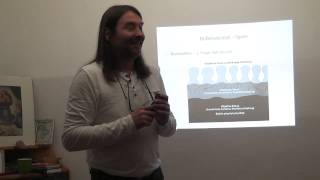 Entstehung, Realität, Stephan Hollweg, Vortrag, 2013, Heilpraxis Hollweg
