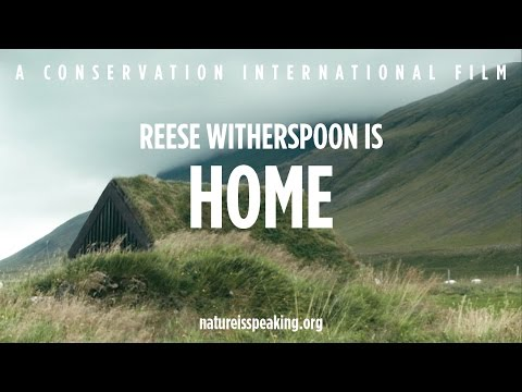 Nature Is Speaking: Reese Witherspoon is Home