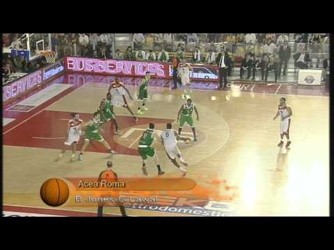 Dunk of the Game5: Acea Roma - Montepaschi Siena