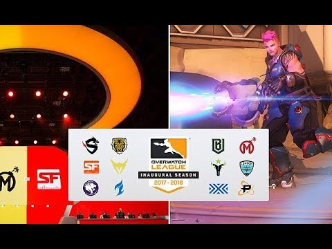 Overwatch League Guide Teams, date, stakes and skins