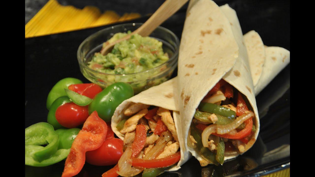 Fajitas mexicanas originales youtube for Ahora mexican cuisine