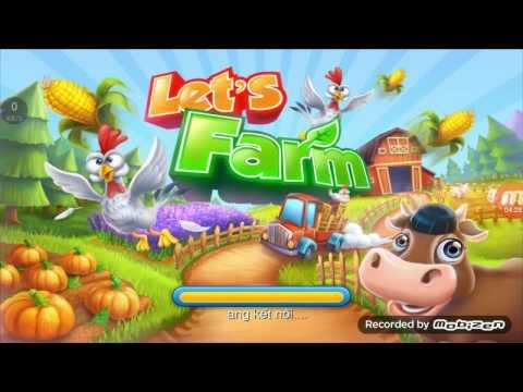 Cùng chơi let's farm