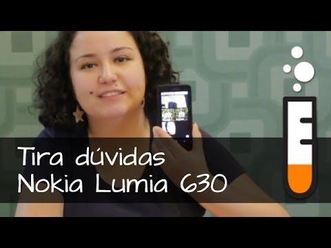 Lumia 630 Nokia Smartphone - Perguntas e respostas