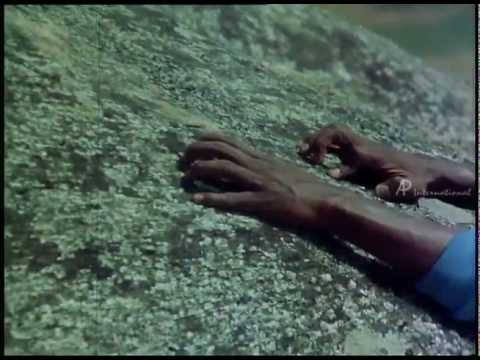 Rajinikanth climbs mountain scene