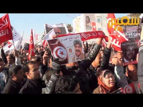 image vidéo  مشاحنات  بين أنصار الجبهة الشعبية وحزب التحرير