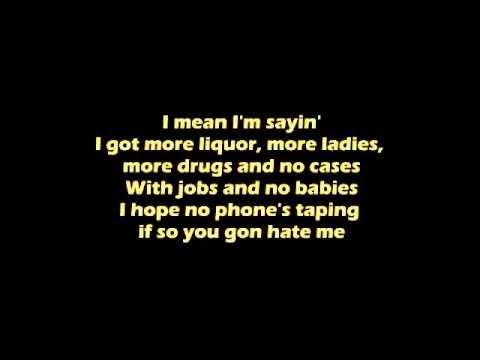 Calvin Harris ft Big Sean Open Wide Lyrics