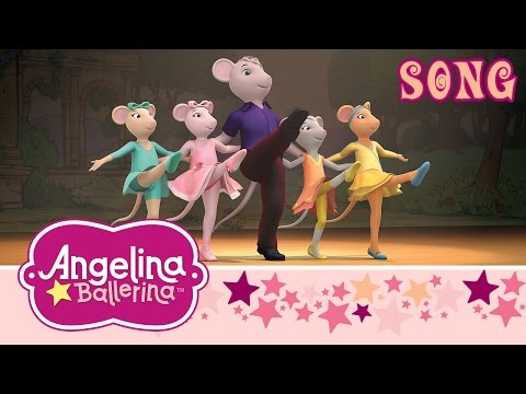 Angelina Ballerina: The Surprise Performer - UK