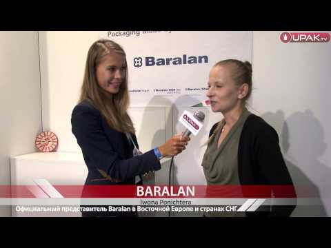 Baralan on Intercharm 2014