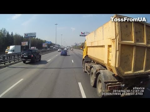 RUSSIA Car CRASH Compilation May 2014 NEW!