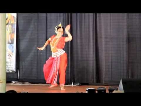 Indian Dance performed on Festival of India 2013