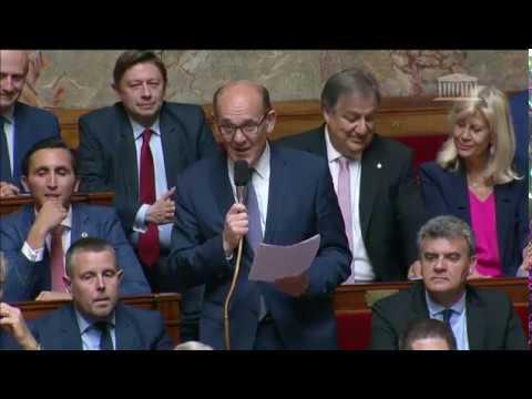M. Daniel Fasquelle - Politique industrielle