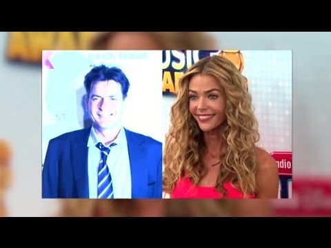 Denise Richards Could Take Charlie Sheen To Court Over Unpaid Child Support