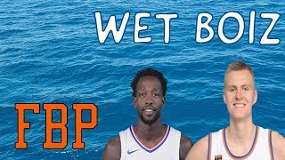 Kristaps Drops 31 and 12! Patrick Beverly Bodies Lonzo!