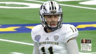 2017 Cotton Bowl Western Michigan vs  Wisconsin Jan 2, 2017 FULL GAME
