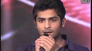 X Factor India - Nishant Gadhoke's flamboyant singing on Deewana - X Factor India - Episode 1 -  29t
