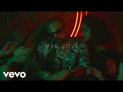 Sean Paul, David Guetta ft. Becky G - Mad Love
