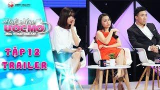 Hát mãi ước mơ| Trailer tập 12: Ca sĩ Bích Phương rơi nước mắt trước những câu chuyện của thí sinh