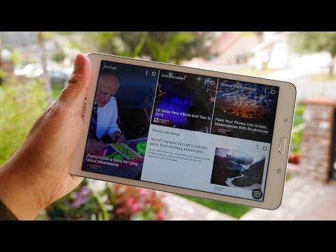 Samsung Galaxy TabPRO and NotePRO: Magazine UX – Feature Focus