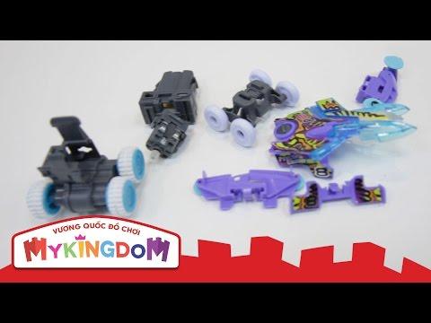 Giới thiệu đồ chơi Thần Xe Đại Chiến #08 | Dòng Xe Cân Bằng nâng cao