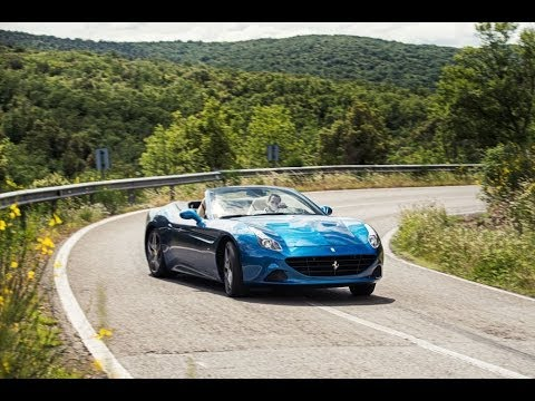 Ferrari Califonia T (2014) CAR video review