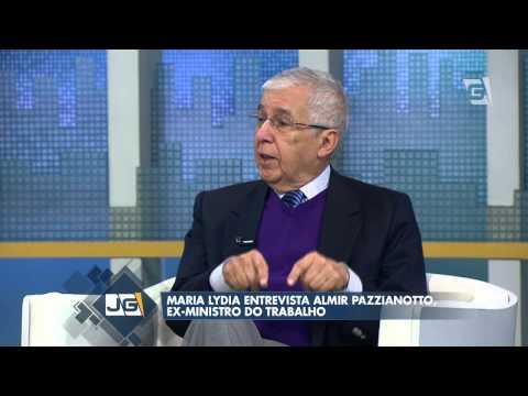 Entrevista- Almir Pazzianotto