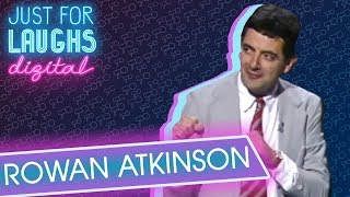 Rowan Atkinson: Elementary Courting for Men