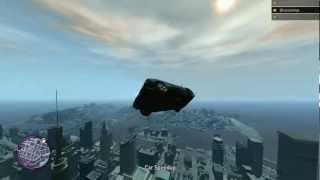[GTA4] Voiture Volante (infernus Extrèmement Rare)