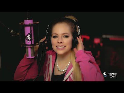Avril Lavigne lança clipe da música