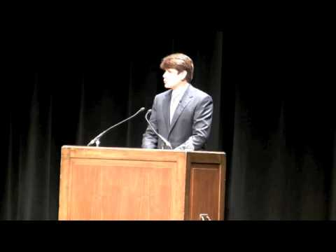 Rod Blagojevich at NU: Part 1