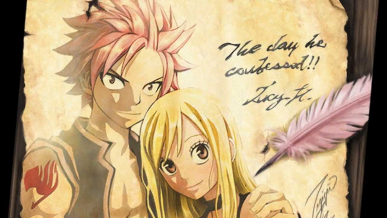 lucy and natsu relationship