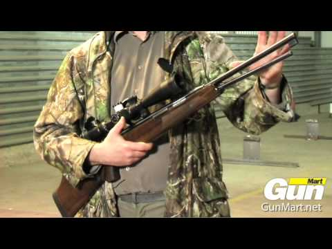 Air arms TX200 Spring Rifle review