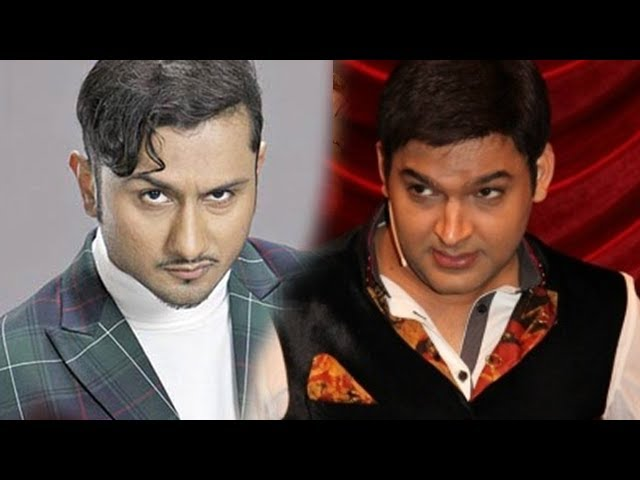 Comedy Nights With Kapil! Yo Yo Honey Singh Abuses Kapil Sharma On Twitter!