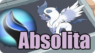 Absolita Y Actualización De Mega-Aro Pokemon X & Y