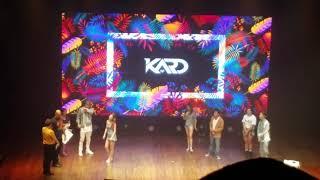 [Minneapolis, MN] Wild KARD 2017 CONCERT-FANSERVICE