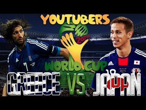 Japan vs Greece 0 0 World Cup 2014 Goals and Highlights Full Match