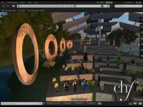 The Virtual Body: Coming of Age in Second Life,