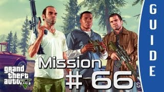 GTA V (Grand Theft Auto 5) Walkthrough The Big Score