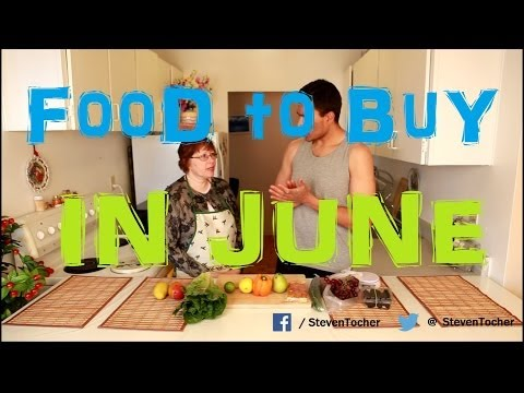 Season 1 Episode 53: Fruits & Vegetables I buy in June
