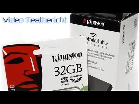 Kingston Mobile Lite Wireless Testbericht / german / HD