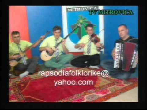 Naser Fejzullahu emisioni Rapsodia Folklorike - Kadri Duraku me grup