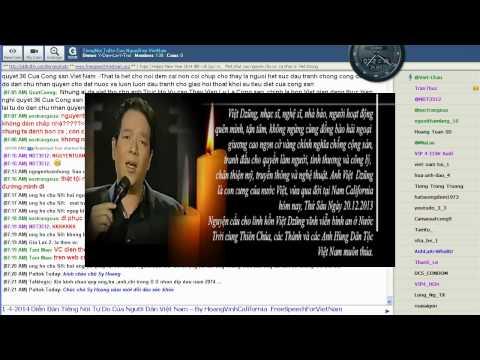 1-4-2014 Chương Trình Từ Cánh Đồng Mây với Hai anh em ông Huỳnh Nhật Hải & Huỳnh Nhật Tấn